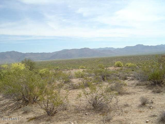 00 S Camino El Agua Drive, Wickenburg, AZ 85390 (MLS #6115622) :: The Results Group