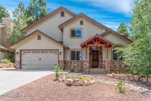 69 W Quartz Road, Flagstaff, AZ 86005 (MLS #6115854) :: Scott Gaertner Group