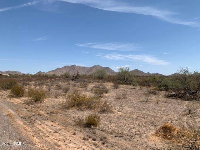0 N Henness Road, Casa Grande, AZ 85194 (MLS #6119285) :: neXGen Real Estate