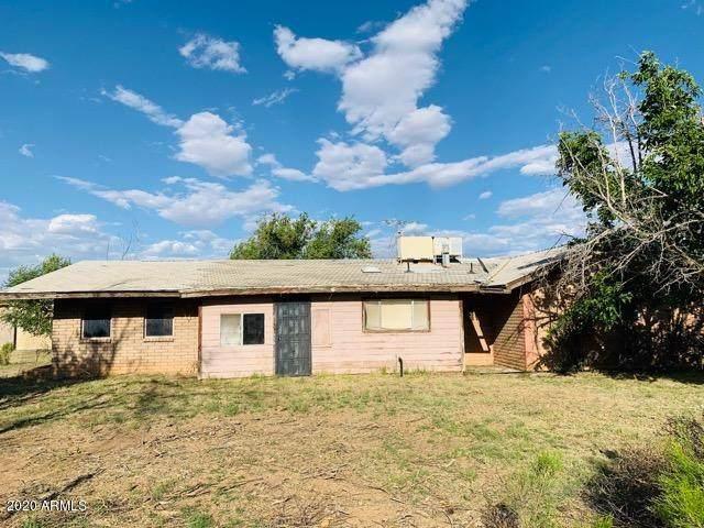 1368 E Woods Lane, Pearce, AZ 85625 (MLS #6119790) :: Conway Real Estate