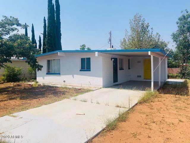 11 W Busby Drive, Sierra Vista, AZ 85635 (MLS #6121052) :: Devor Real Estate Associates