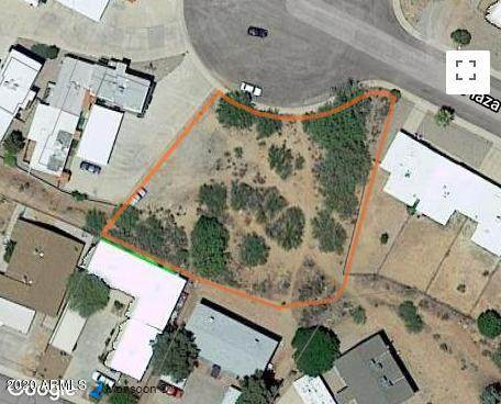 TBD Plaza Oro Loma, Lot 13 Blk 5 Pds, Sierra Vista, AZ 85635 (MLS #6121426) :: The Copa Team | The Maricopa Real Estate Company