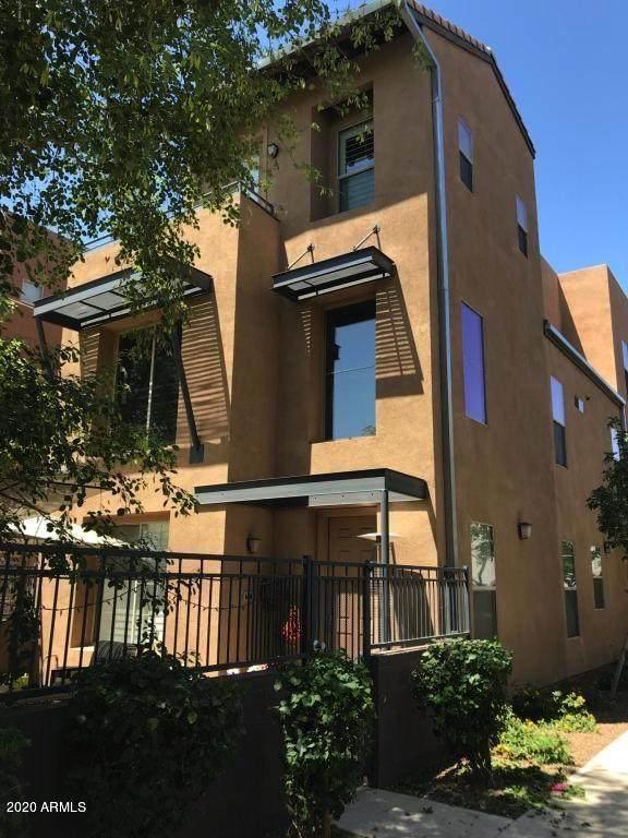 615 E Portland Street #261, Phoenix, AZ 85004 (MLS #6122056) :: Conway Real Estate