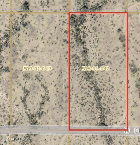 0 W Olesen Road, Wittmann, AZ 85361 (MLS #6122960) :: Midland Real Estate Alliance