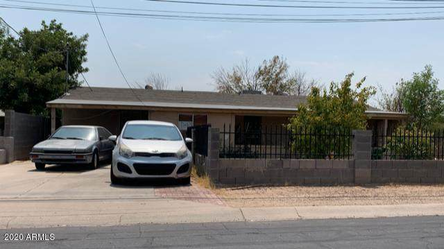 2133 W Colter Street, Phoenix, AZ 85015 (MLS #6124799) :: The Carin Nguyen Team