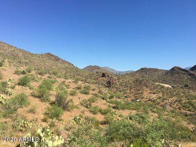 0 Lake Pleasant/Columbia Mine Tr Road, Morristown, AZ 85342 (MLS #6125437) :: The W Group