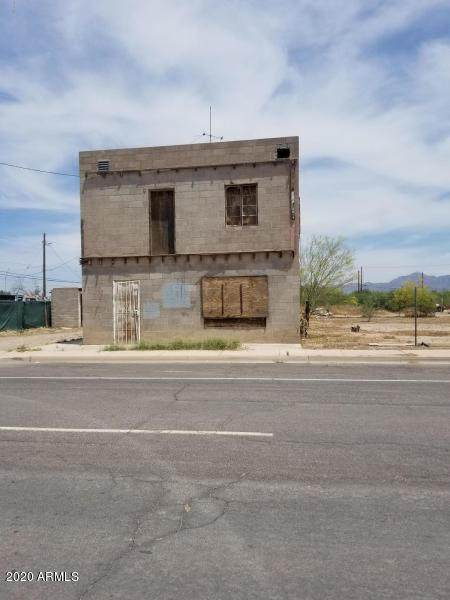 113 N Main Street, Eloy, AZ 85131 (MLS #6125744) :: Lucido Agency