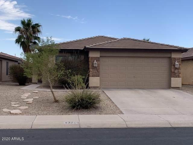 43714 W Rio Grande Drive, Maricopa, AZ 85138 (MLS #6126138) :: Conway Real Estate