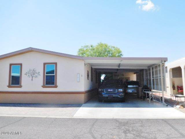 17200 W Bell Road W #1674, Surprise, AZ 85374 (MLS #6126420) :: Conway Real Estate