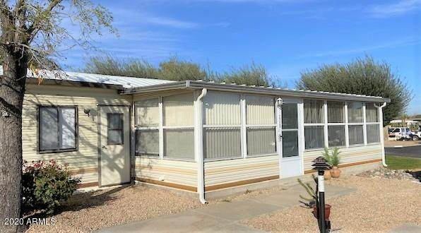 17200 W Bell Road #2225, Surprise, AZ 85374 (MLS #6126810) :: Conway Real Estate
