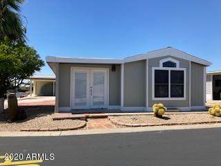 5735 E Mcdowell Road #443, Mesa, AZ 85215 (MLS #6127181) :: Brett Tanner Home Selling Team