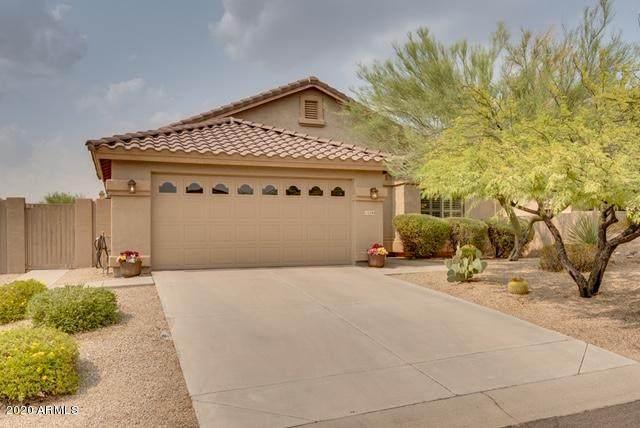 10594 E Morning Star Drive, Scottsdale, AZ 85255 (MLS #6129478) :: Service First Realty