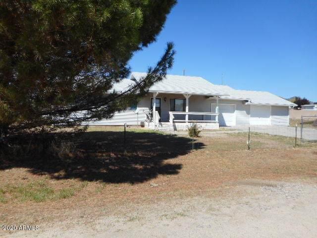 18472 S Weaver Mountain Road, Peeples Valley, AZ 86332 (MLS #6130042) :: Arizona 1 Real Estate Team