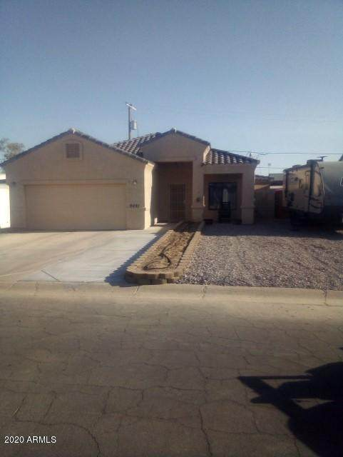 9491 W Coronado Drive, Arizona City, AZ 85123 (MLS #6130406) :: Homehelper Consultants