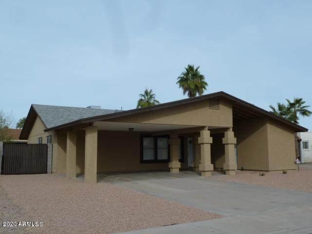 712 W Enid Avenue, Mesa, AZ 85210 (MLS #6131129) :: Brett Tanner Home Selling Team