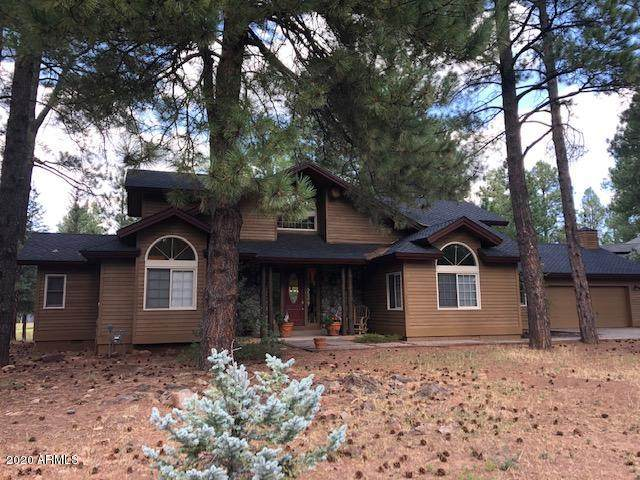 3078 Bear Howard, Flagstaff, AZ 86005 (MLS #6131564) :: Balboa Realty