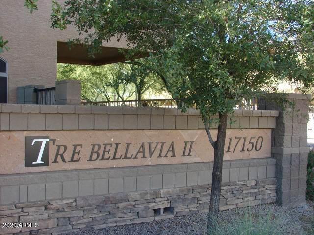 17150 N 23RD Street #134, Phoenix, AZ 85022 (MLS #6131572) :: Brett Tanner Home Selling Team