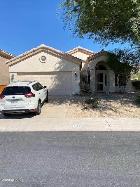 1420 E Tecoma Road, Phoenix, AZ 85048 (MLS #6131843) :: The Daniel Montez Real Estate Group