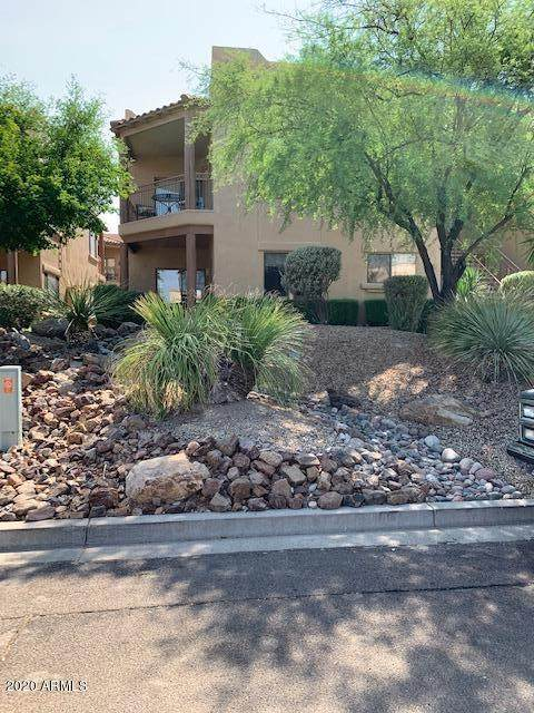 16545 E Gunsight Drive #117, Fountain Hills, AZ 85268 (MLS #6132451) :: Conway Real Estate