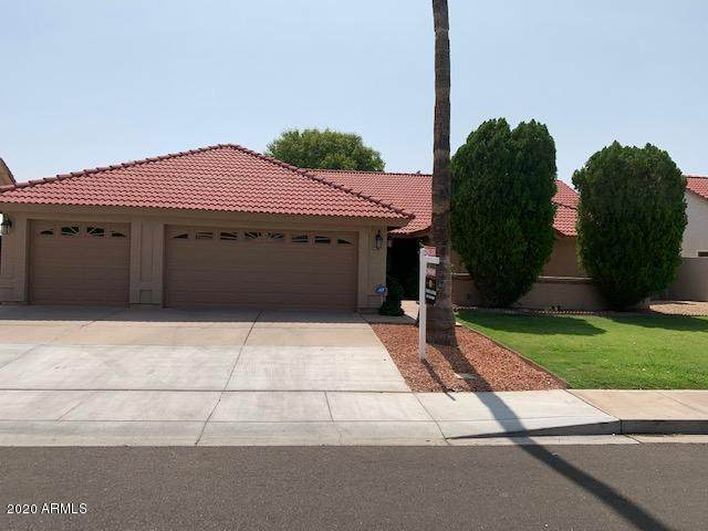 4173 W Corona Drive, Chandler, AZ 85226 (MLS #6133004) :: Conway Real Estate
