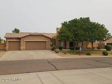 136 E Rosebud Drive, San Tan Valley, AZ 85143 (MLS #6133053) :: D & R Realty LLC