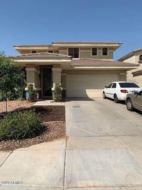 210 N 108TH Drive, Avondale, AZ 85323 (MLS #6133404) :: The AZ Performance PLUS+ Team