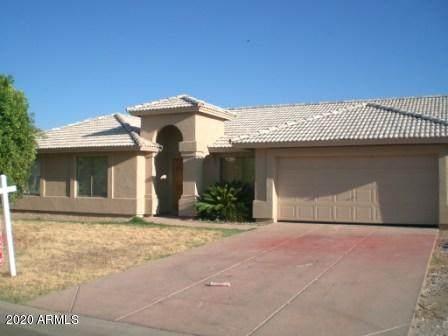 717 E Calle Chulo Road, Goodyear, AZ 85338 (MLS #6134293) :: Devor Real Estate Associates
