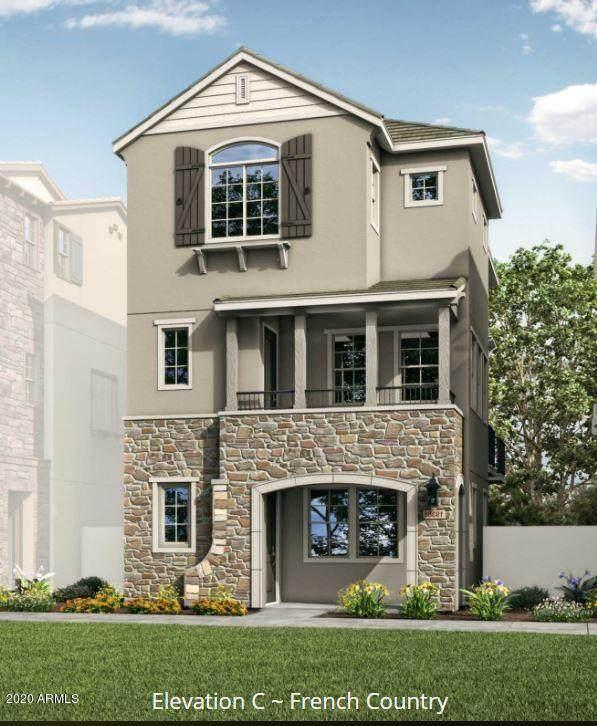 2742 S Harmony Avenue, Gilbert, AZ 85295 (MLS #6134564) :: The Property Partners at eXp Realty