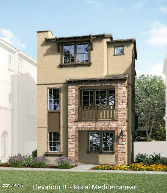 2754 S Harmony Avenue, Gilbert, AZ 85295 (MLS #6134602) :: The Property Partners at eXp Realty
