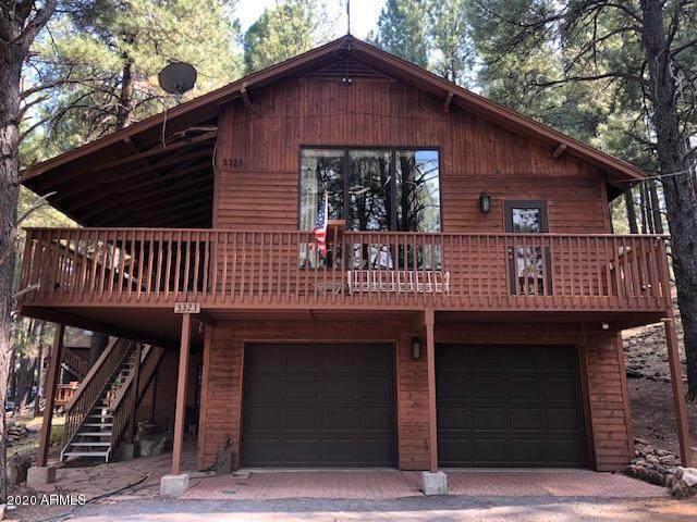 3323 Toho Trail, Flagstaff, AZ 86005 (MLS #6134662) :: Conway Real Estate