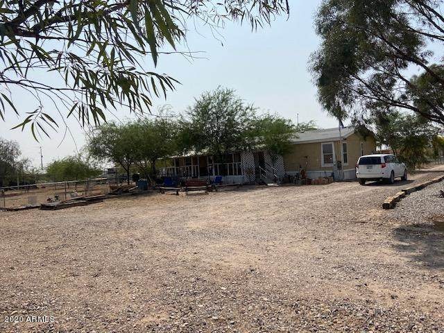 522 N 296TH Avenue, Buckeye, AZ 85396 (MLS #6134780) :: Lucido Agency