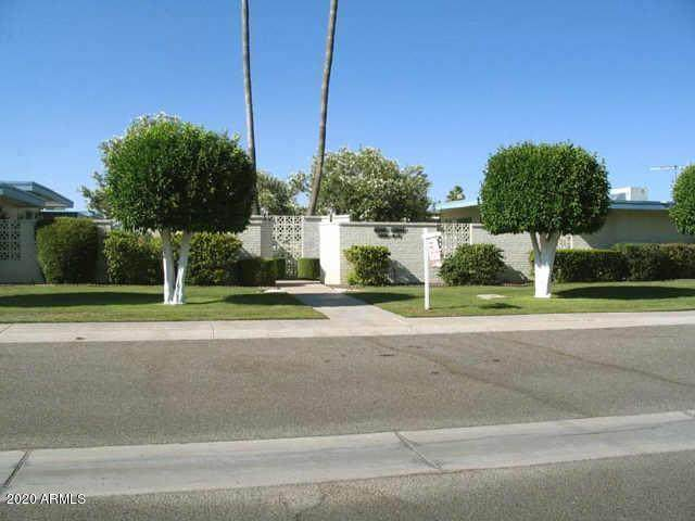9950 W Royal Oak Road W Q, Sun City, AZ 85351 (MLS #6134790) :: Long Realty West Valley
