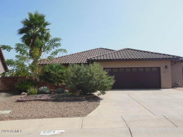 5374 Murray Hill Court, Sierra Vista, AZ 85635 (MLS #6135123) :: Midland Real Estate Alliance