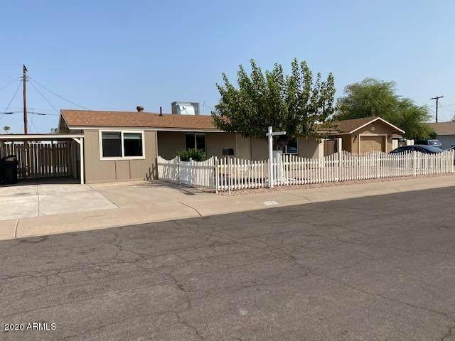 7138 E Bell Circle, Mesa, AZ 85208 (MLS #6135164) :: Klaus Team Real Estate Solutions