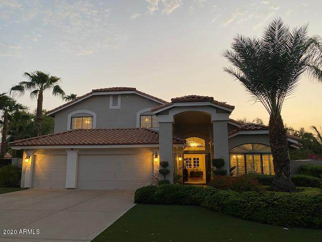 1042 S Crown Key Court, Gilbert, AZ 85233 (MLS #6135181) :: The Results Group