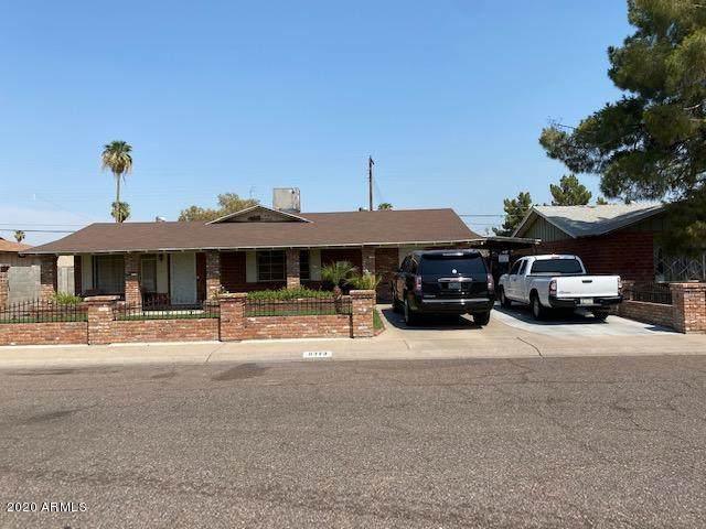 6323 N 41ST Avenue, Phoenix, AZ 85019 (MLS #6135223) :: The Daniel Montez Real Estate Group