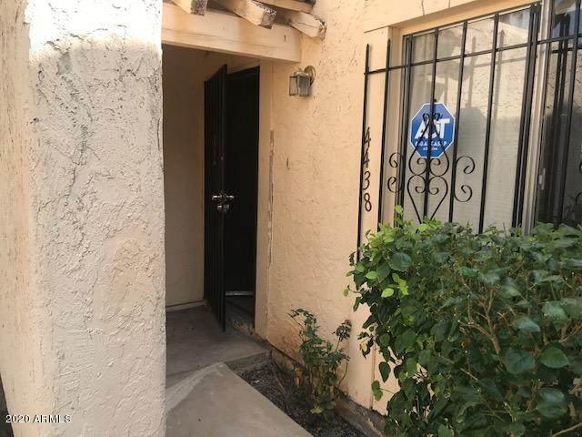 4438 W Solano  Drive. N. Drive N, Glendale, AZ 85301 (MLS #6135229) :: The Daniel Montez Real Estate Group