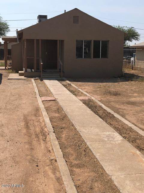359 W Bealey Avenue, Coolidge, AZ 85128 (MLS #6135296) :: Devor Real Estate Associates