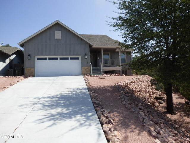 103 N Lariat Way, Payson, AZ 85541 (MLS #6135432) :: The Laughton Team