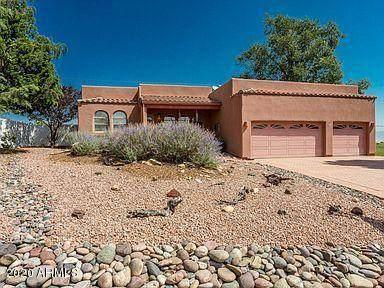 7570 E Manley Drive, Prescott Valley, AZ 86314 (MLS #6135525) :: The Daniel Montez Real Estate Group