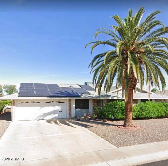 15608 N 105TH Drive, Sun City, AZ 85351 (MLS #6135585) :: Riddle Realty Group - Keller Williams Arizona Realty