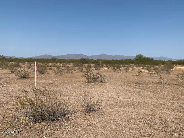 210XX W Ocotillo Road, Buckeye, AZ 85326 (MLS #6135620) :: The Daniel Montez Real Estate Group