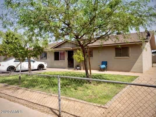 6601 S 21ST Place, Phoenix, AZ 85042 (MLS #6135626) :: The Daniel Montez Real Estate Group