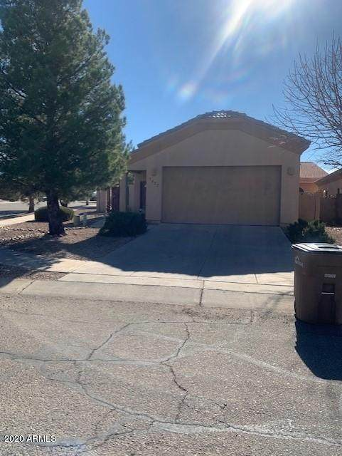 1437 E Camino Chavinda, Douglas, AZ 85607 (MLS #6135912) :: Midland Real Estate Alliance