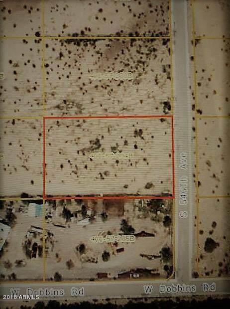 0 S 546th Avenue, Tonopah, AZ 85354 (MLS #6136211) :: Keller Williams Realty Phoenix