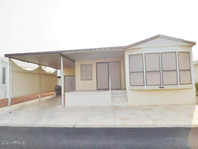 17200 W Bell Road W #412, Surprise, AZ 85374 (MLS #6136450) :: The Everest Team at eXp Realty