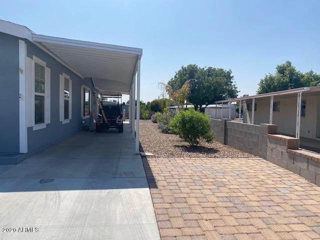 8161 E Cactus Drive, Mesa, AZ 85208 (MLS #6136497) :: TIBBS Realty