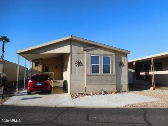 17200 W Bell Road #1599, Surprise, AZ 85374 (MLS #6136666) :: Conway Real Estate