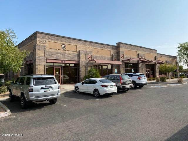 4824 E Baseline Road #115, Mesa, AZ 85206 (MLS #6137007) :: Devor Real Estate Associates