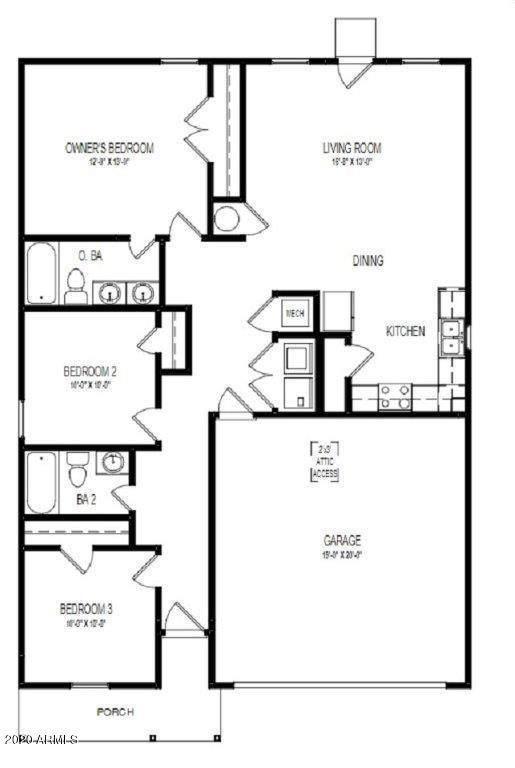 286 E Impala Court, Casa Grande, AZ 85122 (MLS #6137302) :: Yost Realty Group at RE/MAX Casa Grande